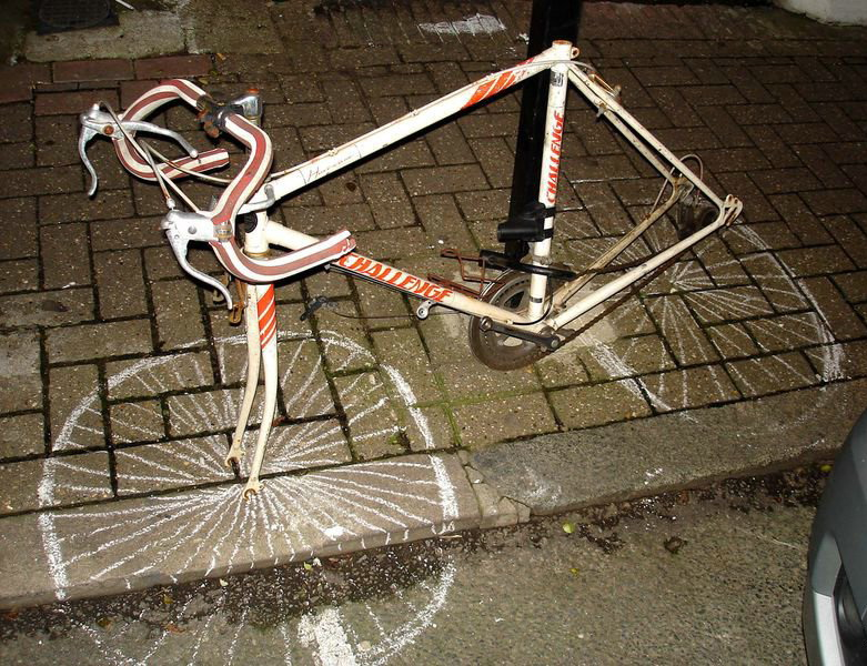 Картинка велосипеда прикольная